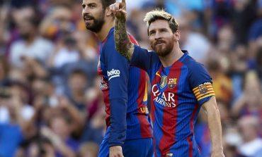 Gerard Pique Tidak Pernah Mencemaskan Komitmen Lionel Messi untuk Barcelona