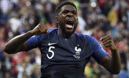 Cedera, Samuel Umtiti Undur Diri Dari Skuad Prancis