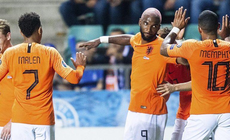 Hasil Pertandingan Estonia vs Belanda: Skor 0-4