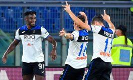Hasil Pertandingan AS Roma vs Atalanta: Skor 0-2