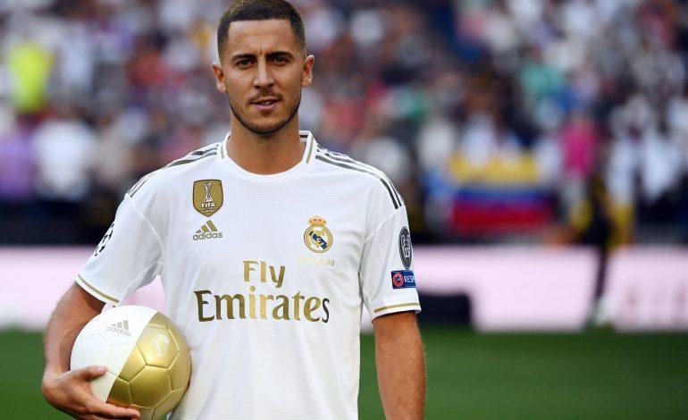 Real Madrid Sudah Tidak Sabar Menunggu Eden Hazard, Kapan Pulih?