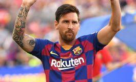 Klausul di Kontrak Messi: Bisa Tinggalkan Barcelona Kapan Saja