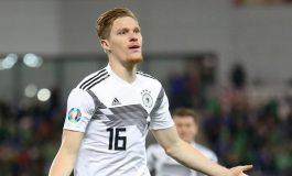 Hasil Pertandingan Irlandia Utara vs Jerman: Skor 0-2