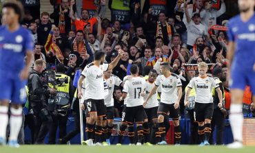 Hasil Pertandingan Chelsea vs Valencia: Skor 0-1