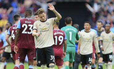 Hasil Pertandingan West Ham vs Manchester United: Skor 2-0