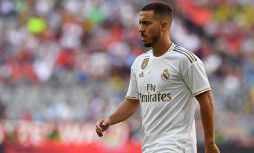Eden Hazard Merasa Tertekan di Real Madrid