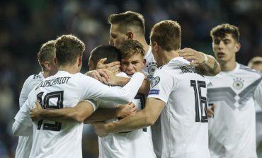 Gundogan 2 Gol, Jerman Menang Telak atas Estonia