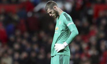 David De Gea Merasa Ada di Periode Terburuk Berkarier di Manchester United