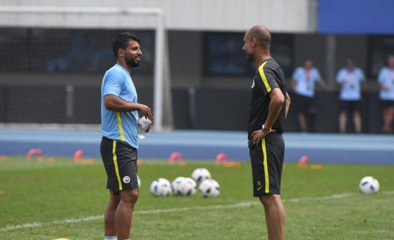Sergio Aguero Merasa Makin Oke Sejak Diasuh Pep Guardiola