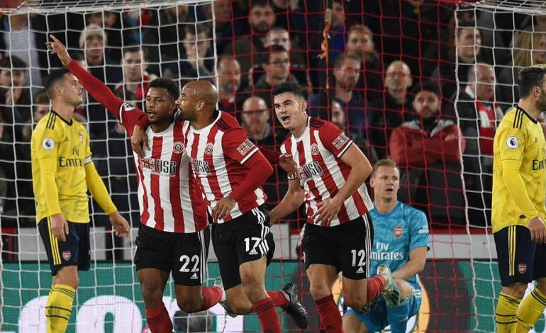 Hasil Pertandingan Sheffield United vs Arsenal: Skor 1-0