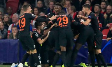 Hasil Pertandingan Ajax Amsterdam vs Chelsea: Skor 0-1