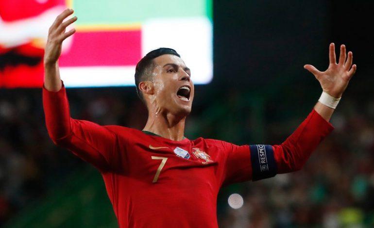 Hasil Pertandingan Portugal vs Luksemburg: Skor 3-0