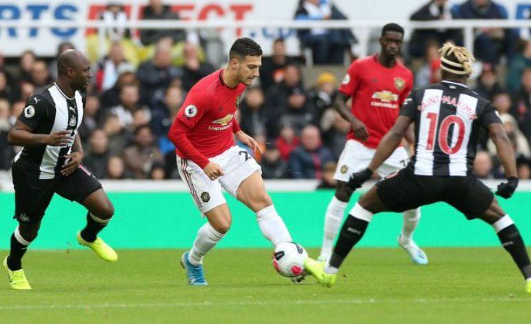 Hasil Pertandingan Newcastle vs Manchester United: Skor 1-0