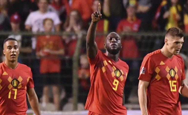 Belgia Lolos ke Euro 2020, Romelu Lukaku Bikin Sejarah