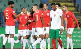 Hasil Pertandingan Bulgaria vs Inggris: Skor 0-6