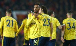 Man of the Match Manchester United vs Arsenal: Pierre-Emerick Aubameyang