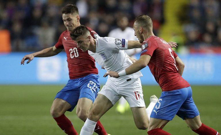 Hasil Pertandingan Republik Ceko vs Inggris: Skor 2-1