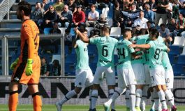 Hasil Pertandingan Sassuolo vs Inter Milan: Skor 3-4