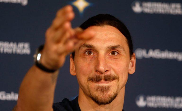 Zlatan Ibrahimovic Merapat ke AC Milan
