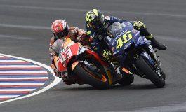 MotoGP Beruntung Punya Valentino Rossi dan Marc Marquez