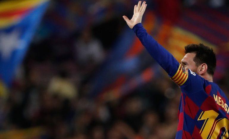 90 Menit Bermain, Griezmann dan Messi Hanya 5 Kali Saling Umpan