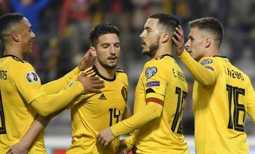 Kalahkan Rusia, Belgia Jaga Rekor Sempurna Selama Kualifikasi