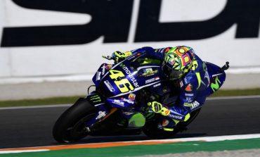 Rossi Lolos dari Cedera, Bos Yamaha: Itu yang Paling Penting