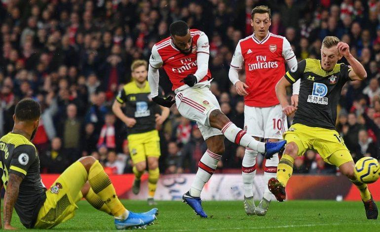Arsenal vs Southampton: Meriam London Ditahan Imbang 2-2