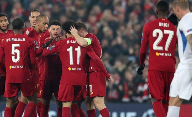 Liverpool Sudah Mainkan 400 Laga Internasional, Bagaimana dengan Manchester United?