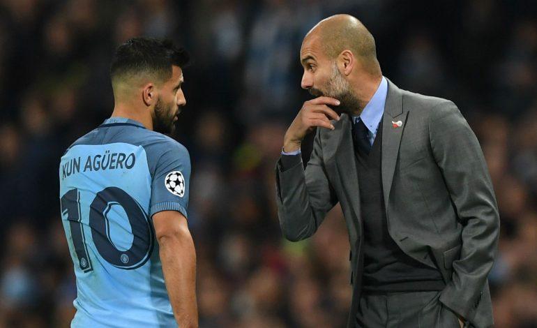 Guardiola: Aguero Absen di Laga Derby Manchester