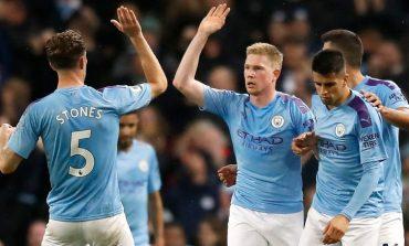 Hasil Pertandingan Manchester City vs Chelsea: Skor 2-1