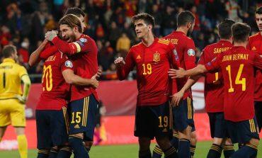 Hasil Pertandingan Spanyol vs Malta: Skor 7-0