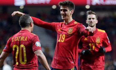 Hasil Pertandingan Spanyol vs Rumania: Skor 5-0