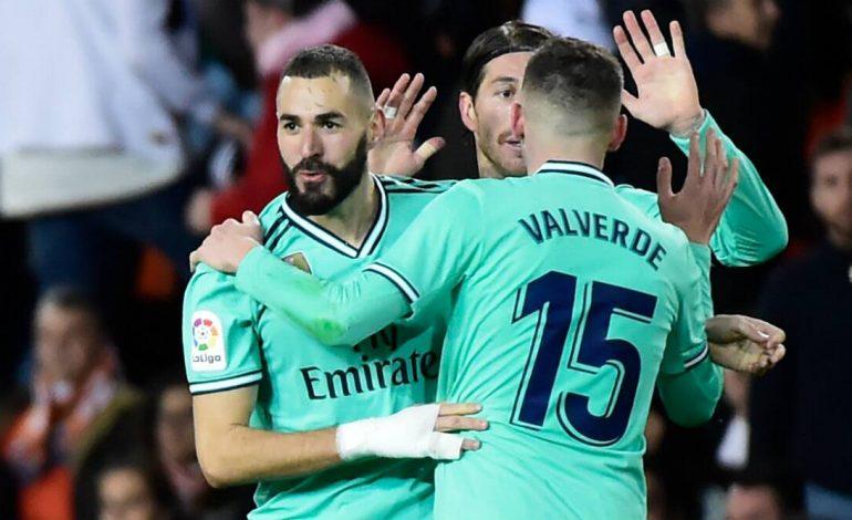 Jadi Penyelemat, Benzema Ingin Meraih Liga Bersama Real Madrid
