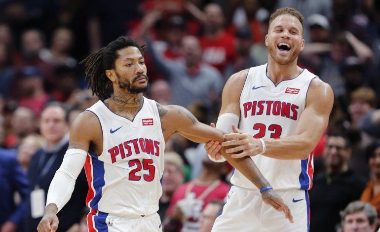 Pistons Kalahkan Pelicans Lewat Jumper Dramatis