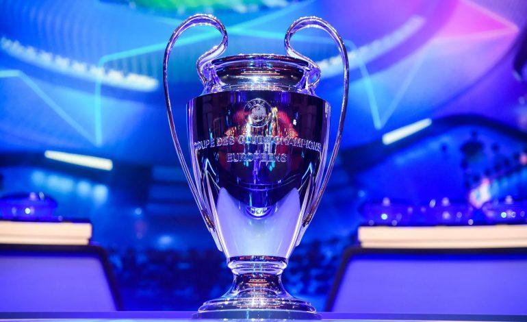 Daftar 14 Tim Lolos ke Babak 16 Besar Liga Champions