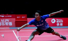 Anthony Ginting Lolos ke Semifinal BWF World Tour Finals 2019
