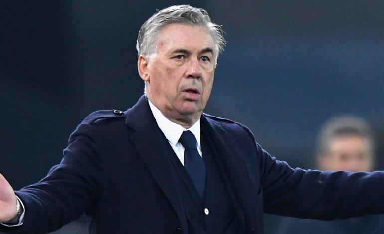 Everton Belum Pastikan Nerekrut Carlo Ancelotti
