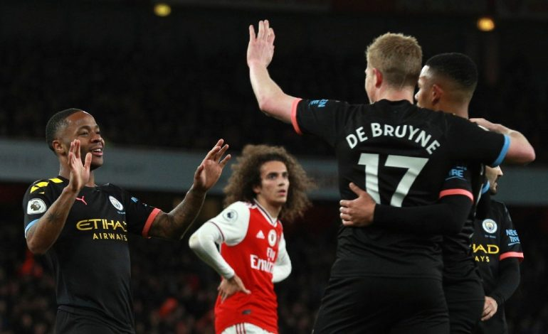 Manchester City Fokus ke Premier League Ketimbang Liga Champions