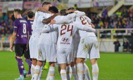Hasil Pertandingan Fiorentina vs AS Roma: Skor 1-4