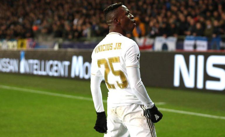 Vinicius Junior: Saya Tinggalkan Real Madrid?