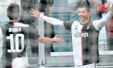 Fase Gugur Liga Champions, Waktunya Cristiano Ronaldo Memikul Juventus