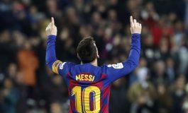 Man of the Match Barcelona vs Real Mallorca: Lionel Messi