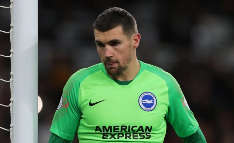 Man of the Match Arsenal vs Brighton: Matthew Ryan