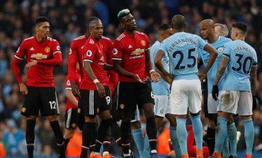 Derby Manchester, United Sukses Pecundangi City