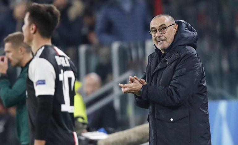 Pelatih Juventus Menyalahkan Kartu Merah