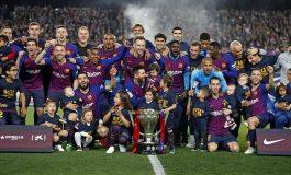 Barcelona Cetak Rekor Pendapatan Tertinggi di Dunia