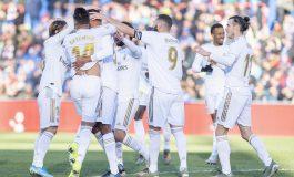 Hadapi Sevilla, Madrid Bisa Turunkan Lagi Penyerang Utama