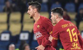 Dua Gol Pellegrini Loloskan Roma Ke Perempat-Final