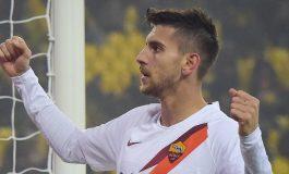 Lorenzo Pellegrini Dedikasikan Dua Gol untuk Zaniolo